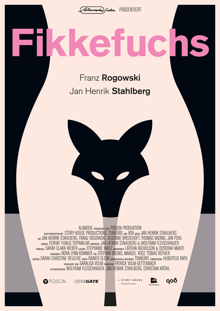 Fikkefuchs movie poster