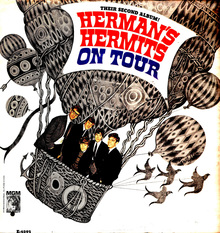 Herman's Hermits – <cite>On Tour</cite>