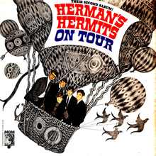 Herman's Hermits – <cite>On Tour</cite>