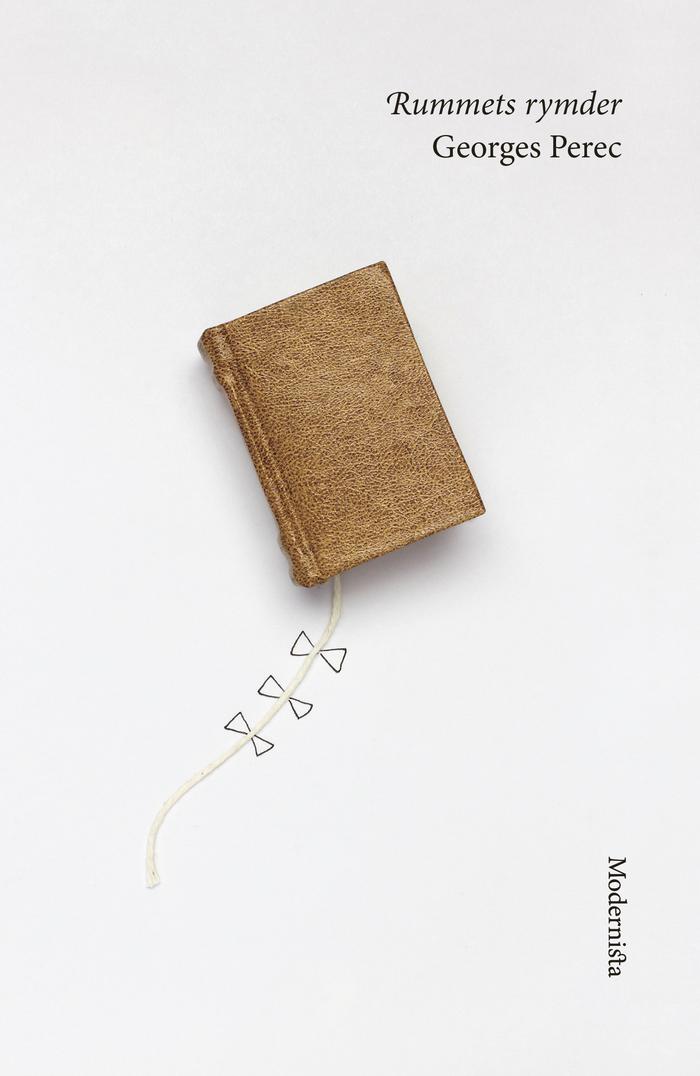 Georges Perec books, Modernista edition 4