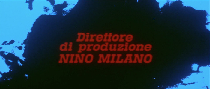 I giorni dell'ira (Day of Anger) opening titles 11