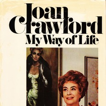 <cite>My Way of Life</cite> by Joan Crawford