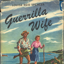 <cite>Guerrilla Wife</cite> by Louise Reid Spencer
