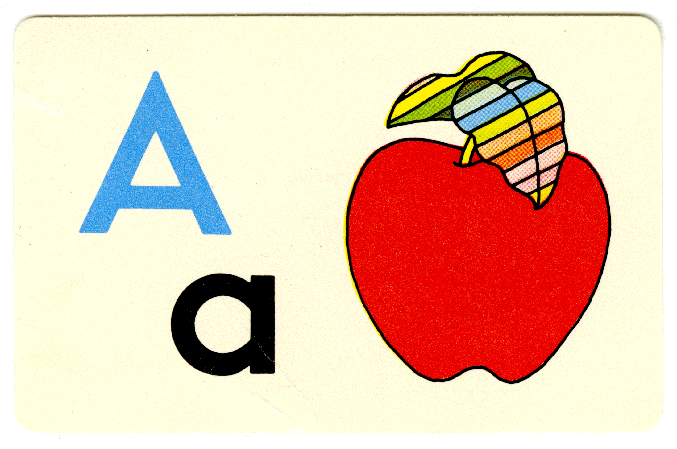 Ed U Cards Alphabet Flash Cards Fonts In Use