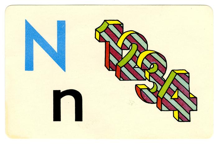 Ed-U-Cards alphabet flash cards 4