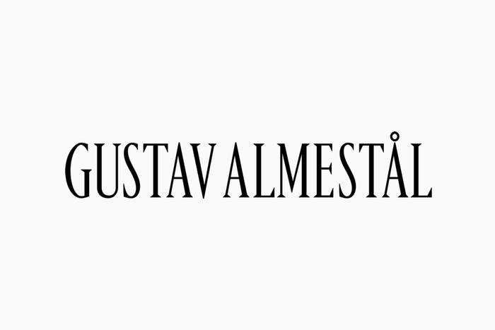 Gustav Almestål 3