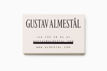Gustav Almestål