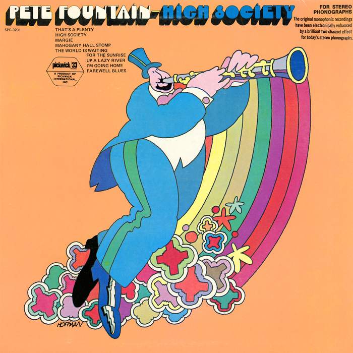 Pete Fountain – High Society album art 1