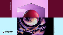 Dropbox identity (2017 redesign)