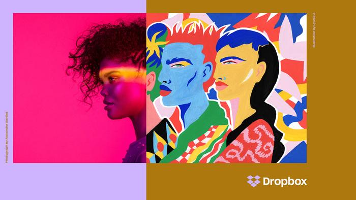 Dropbox identity (2017 redesign) 6