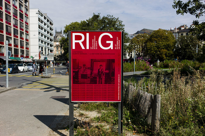 RIG – Rencontres Internationales de Genève 1