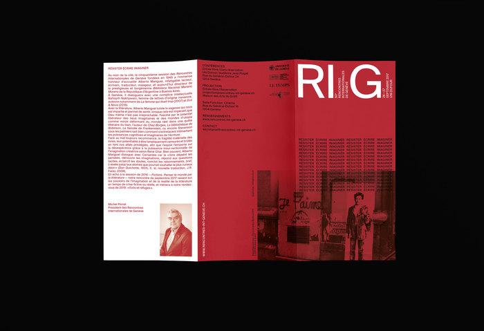 RIG – Rencontres Internationales de Genève 2
