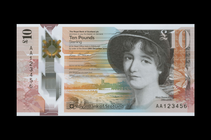 Royal Bank of Scotland £10 2