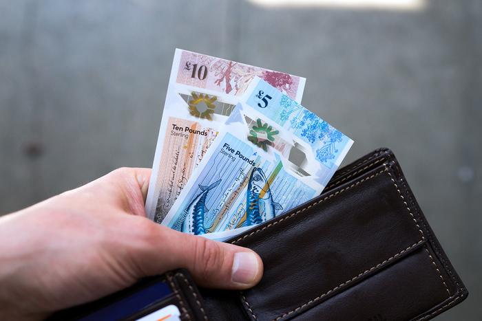 Royal Bank of Scotland £10 1