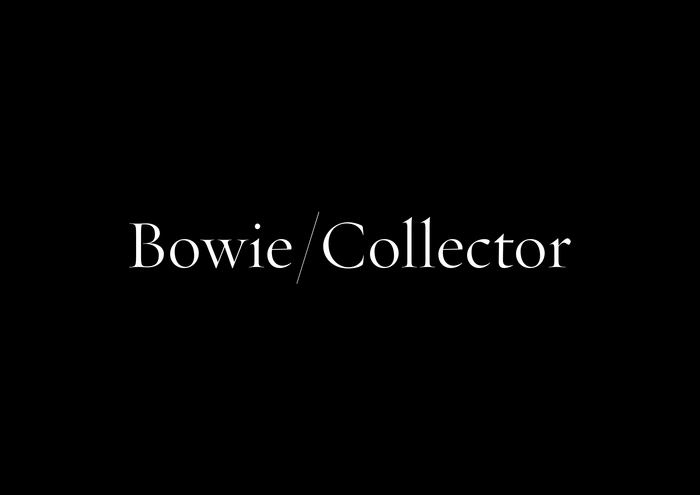 Bowie/Collector 1