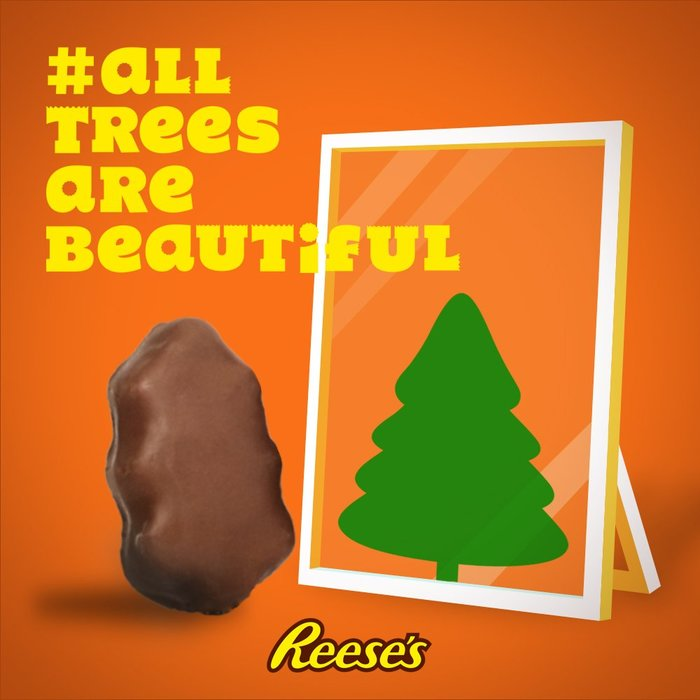 Reese's All Trees Are Beautiful 2