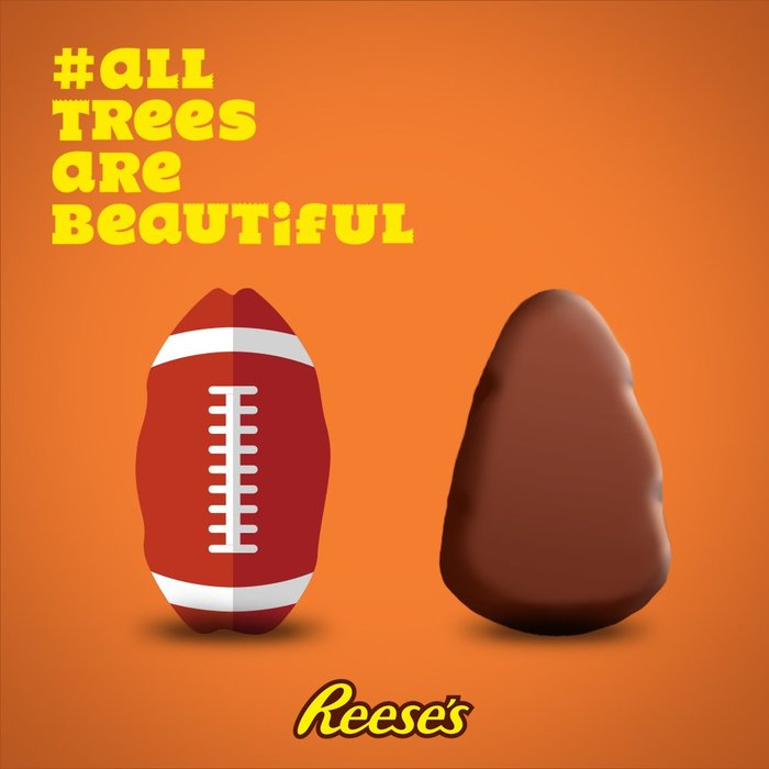 Reese's All Trees Are Beautiful 3