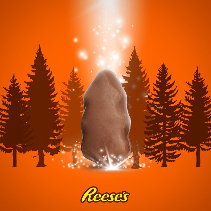 Reese's All Trees Are Beautiful 4