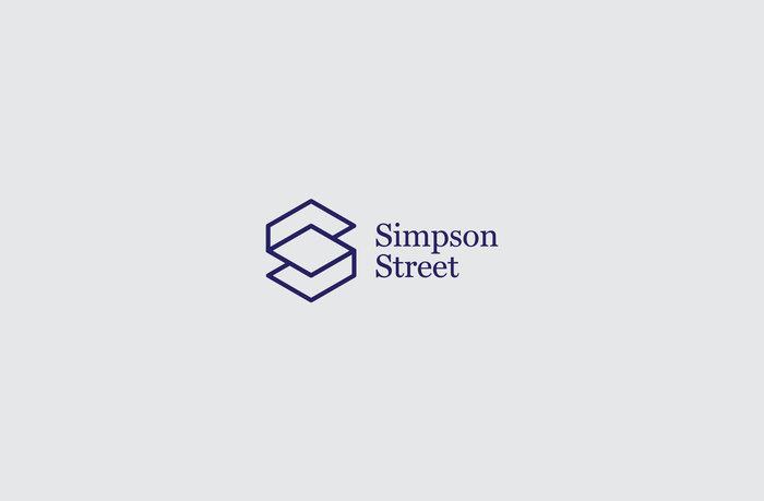 Simpson Street identity & website 3