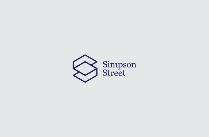Simpson Street identity & website 3