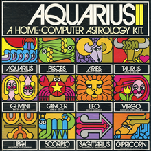 Aquarius II – A Home-Computer Astrology Kit