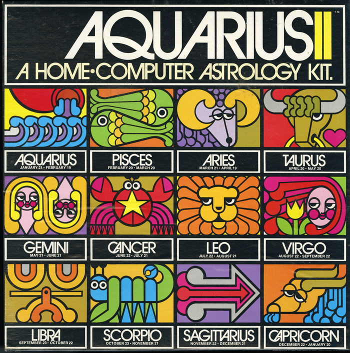 Aquarius II – A Home-Computer Astrology Kit 1