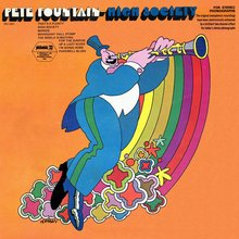 Pete Fountain – <cite>High Society</cite> album art