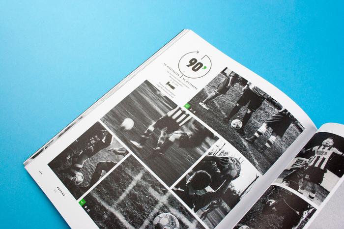 Puskás magazine 5