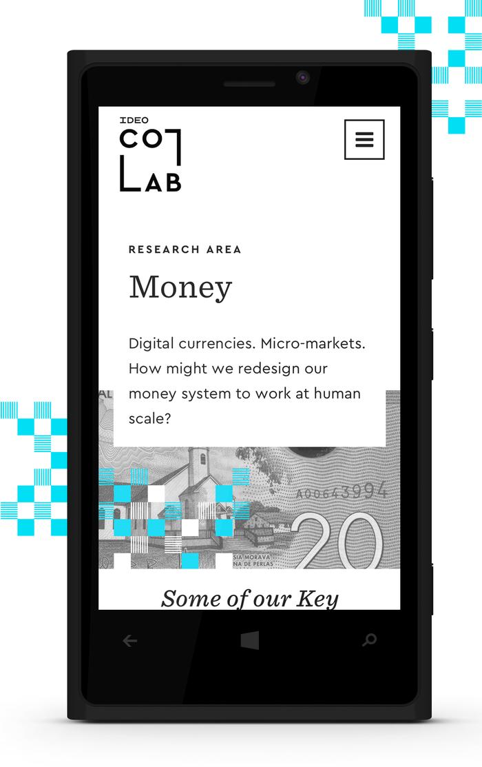 IDEO CoLab website 12