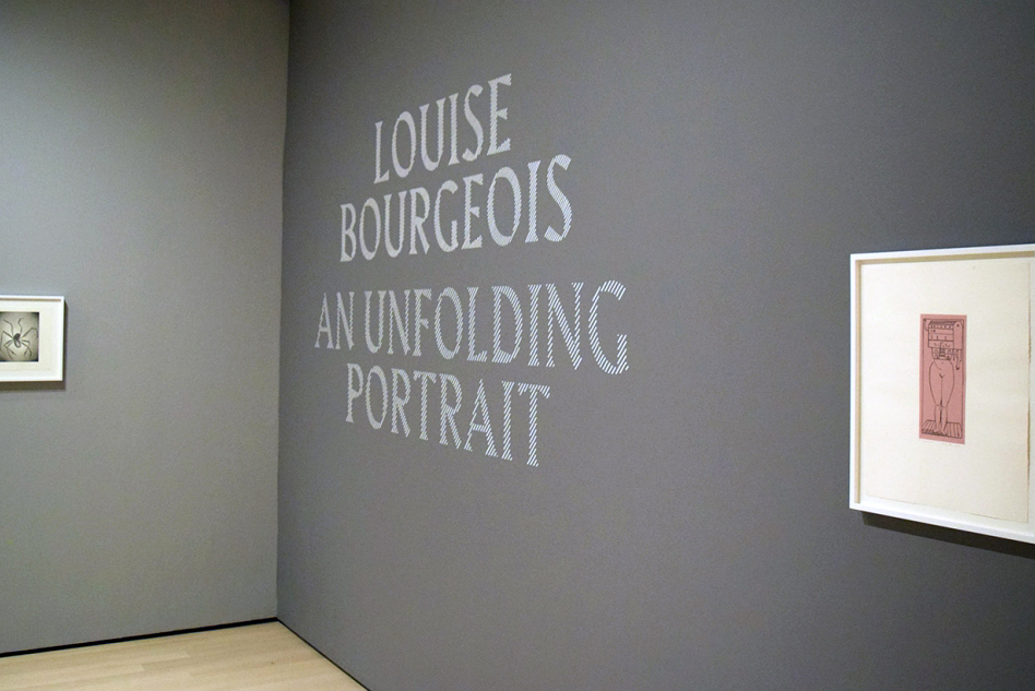 louise bourgeois an unfolding portrait prints books and the creative process