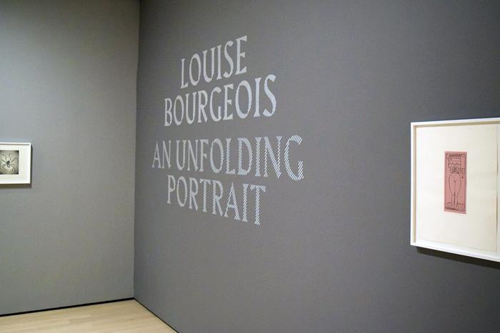 Louise Bourgeois — An Unfolding Portrait 4