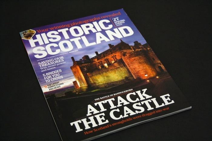 Historic Scotland magazine 1