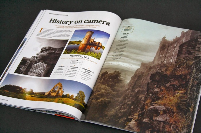 Historic Scotland magazine 3
