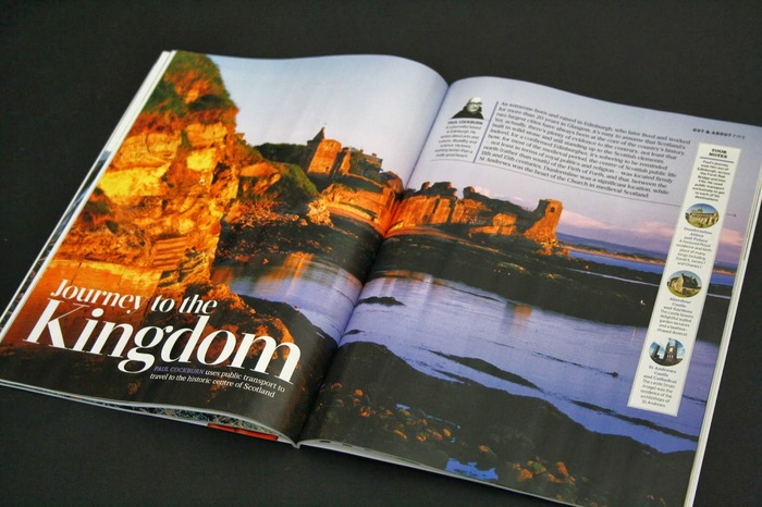 Historic Scotland magazine 4
