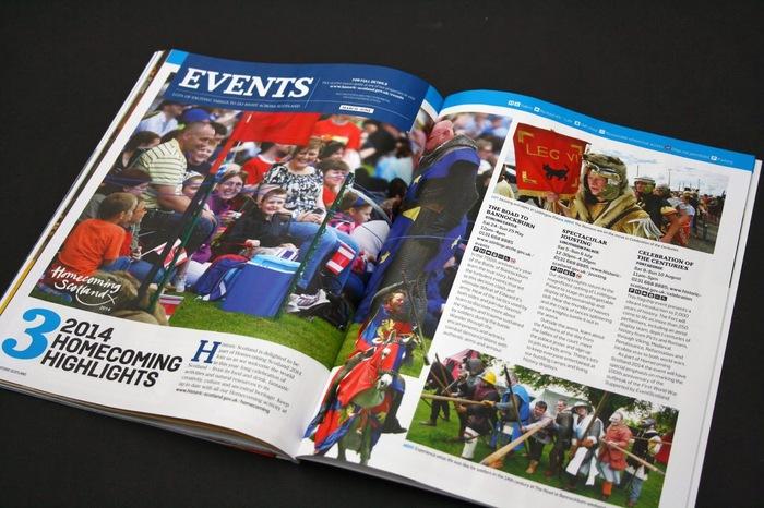 Historic Scotland magazine 5