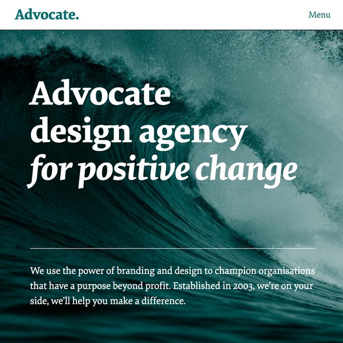 Advocate design agency 2