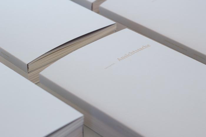 Ansichtssache – Über Lesbarkeit und die Details in der Typografie by Sabrina Öttl 1