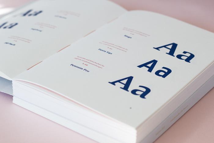 Ansichtssache – Über Lesbarkeit und die Details in der Typografie by Sabrina Öttl 7