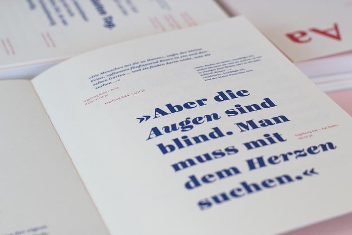 Ansichtssache – Über Lesbarkeit und die Details in der Typografie by Sabrina Öttl 9