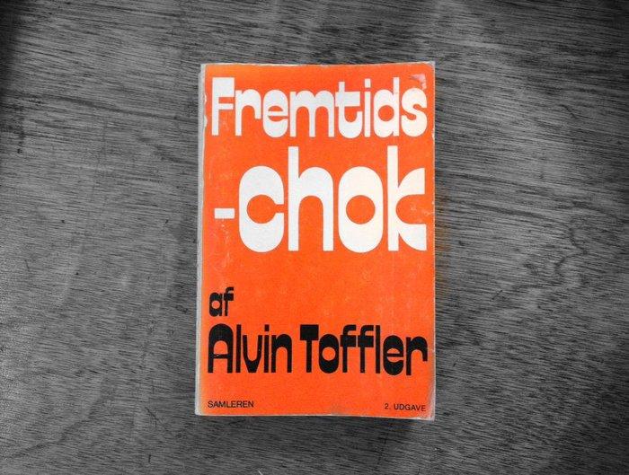 Fremtidschok by Alvin Toffler, Samleren edition 1