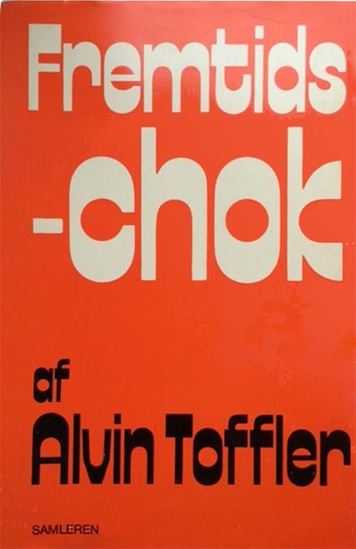 Fremtidschok by Alvin Toffler, Samleren edition 2
