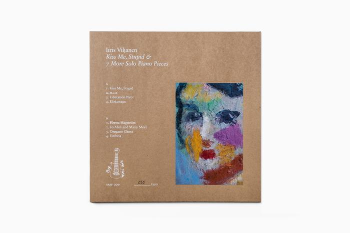 Iiris Viljanen — Kiss Me, Stupid & 7 More Solo Piano Pieces 1