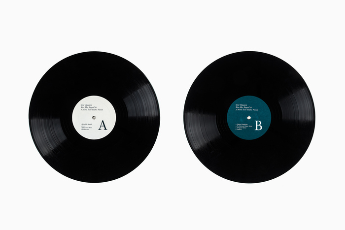 Iiris Viljanen — Kiss Me, Stupid & 7 More Solo Piano Pieces 2