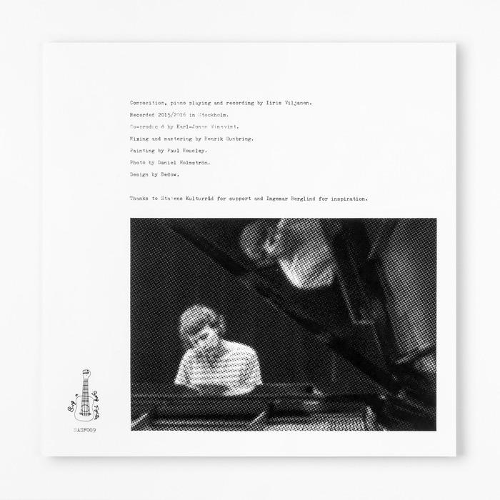 Iiris Viljanen — Kiss Me, Stupid & 7 More Solo Piano Pieces 3
