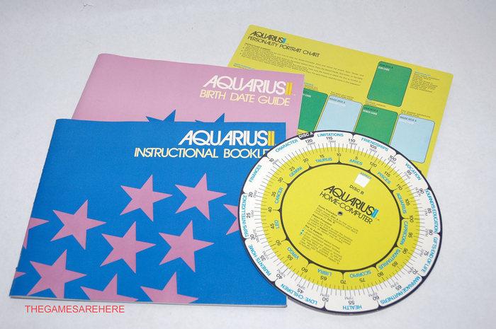 Aquarius II – A Home-Computer Astrology Kit 2