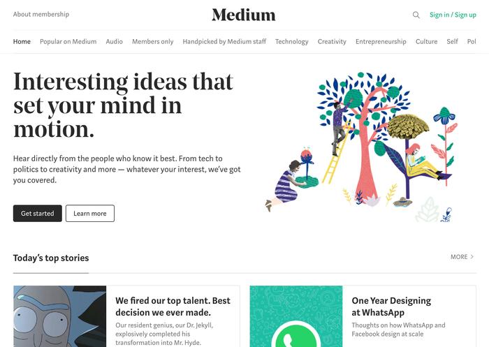 Medium.com (2017) 1