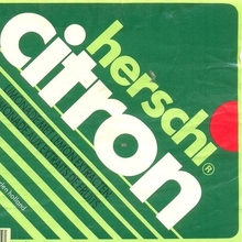 Herschi soda labels (1990–98)