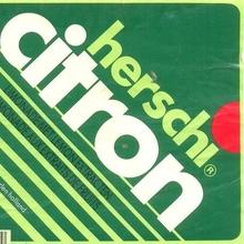 Herschi soda labels (1990–98)