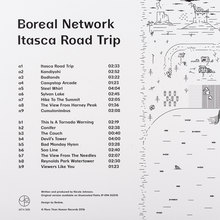 Boreal Network — <cite>Itasca Road Trip</cite>