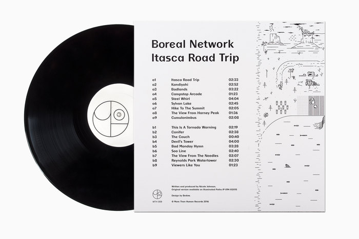 Boreal Network — Itasca Road Trip 2
